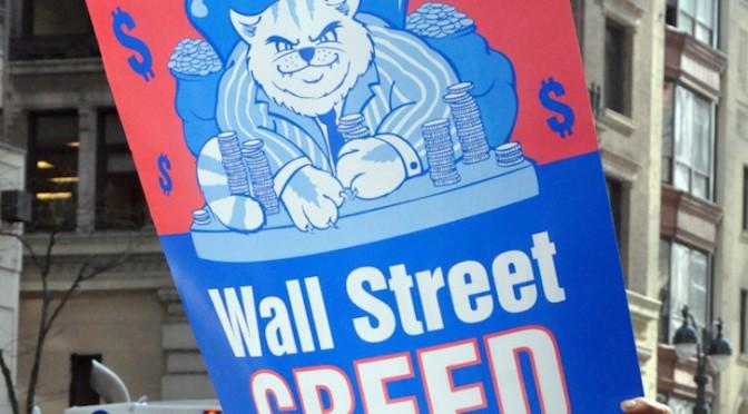 Santa Cruz County Won't Do Business With Big Banks That Act Like Crooks