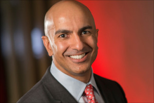 """""""Ultimately, the public has to decide how much safety they want in order to protect society from future financial crises and what price they are willing to pay for that safety,"""" said Minneapolis Federal Reserve Bank President Neel Kashkari in a speech Wednesday."""
